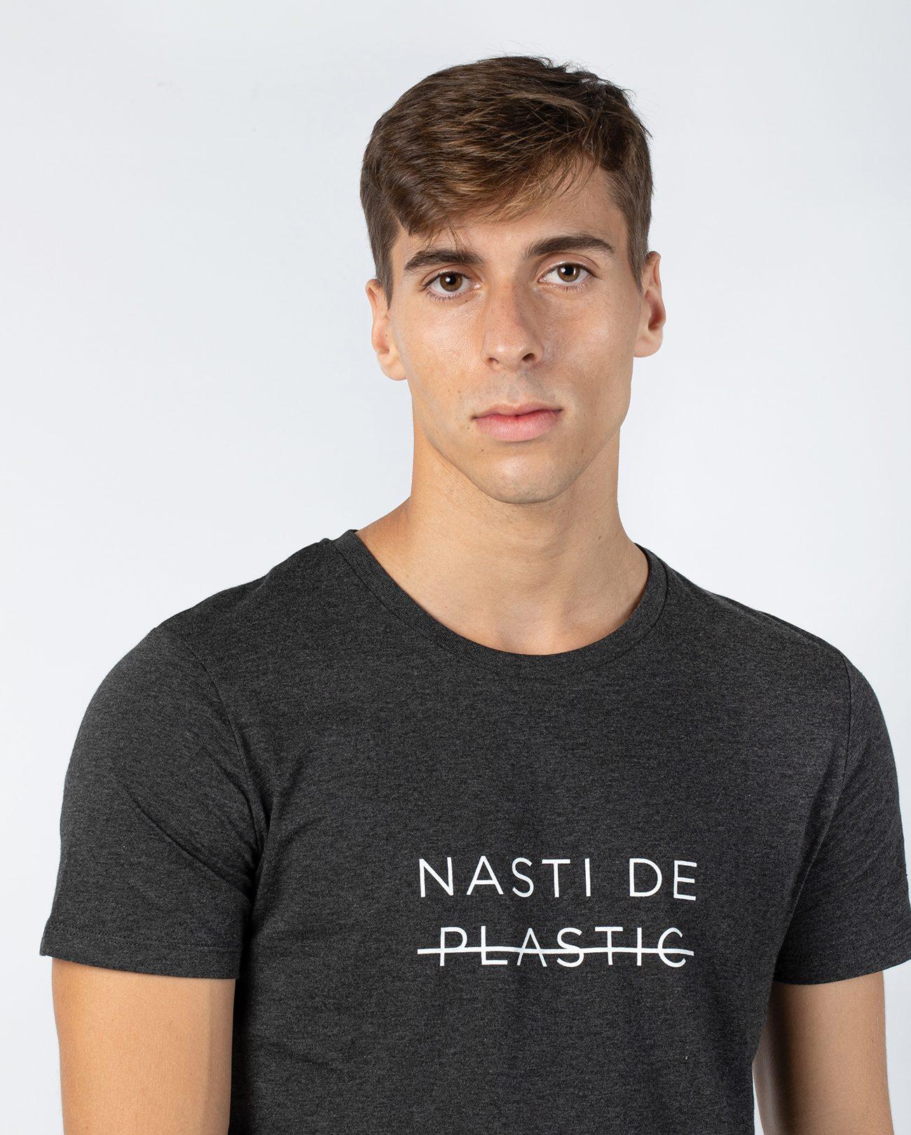 Camiseta Nasti de plastic chico