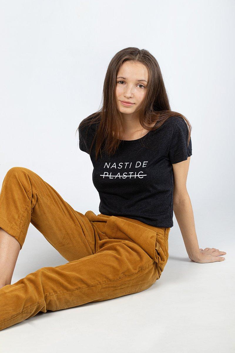 Camiseta Nasti de plastic chica