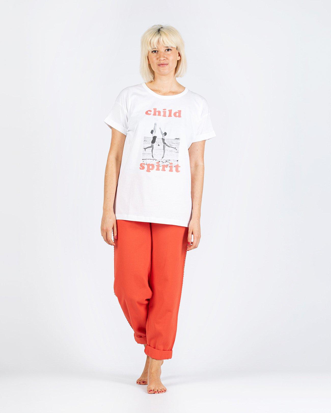 Camiseta Child Spirit