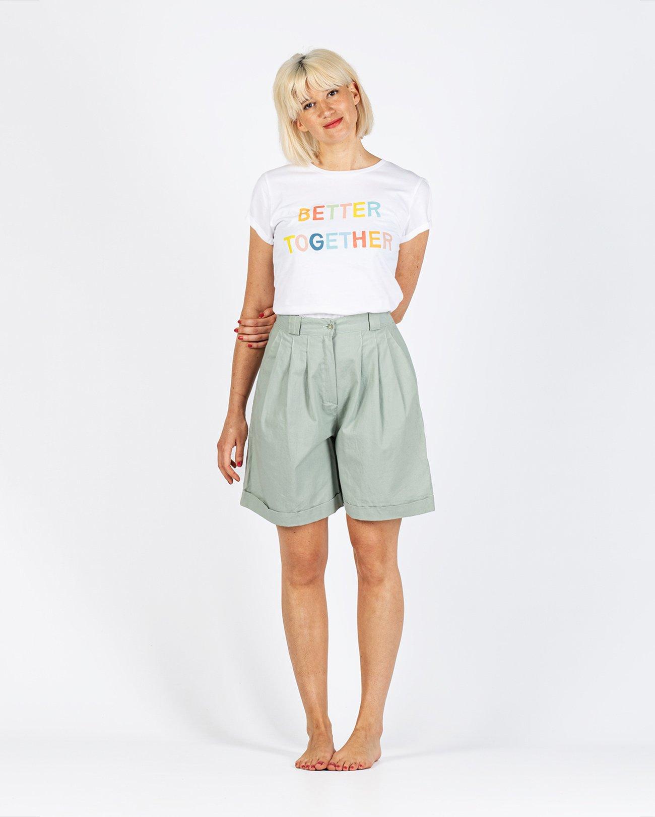 Camiseta solidaria covid-19