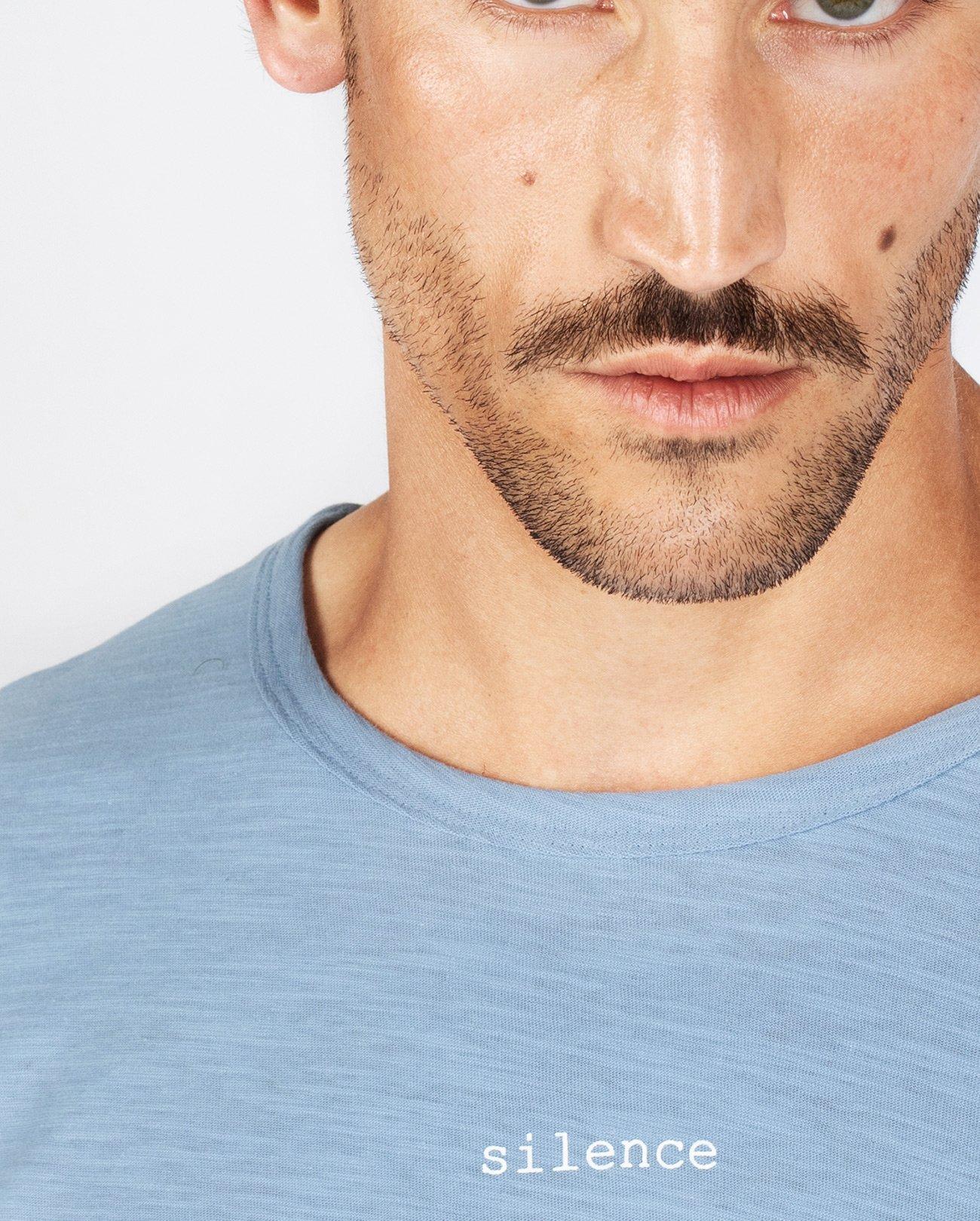 Camiseta básica algodón orgánico