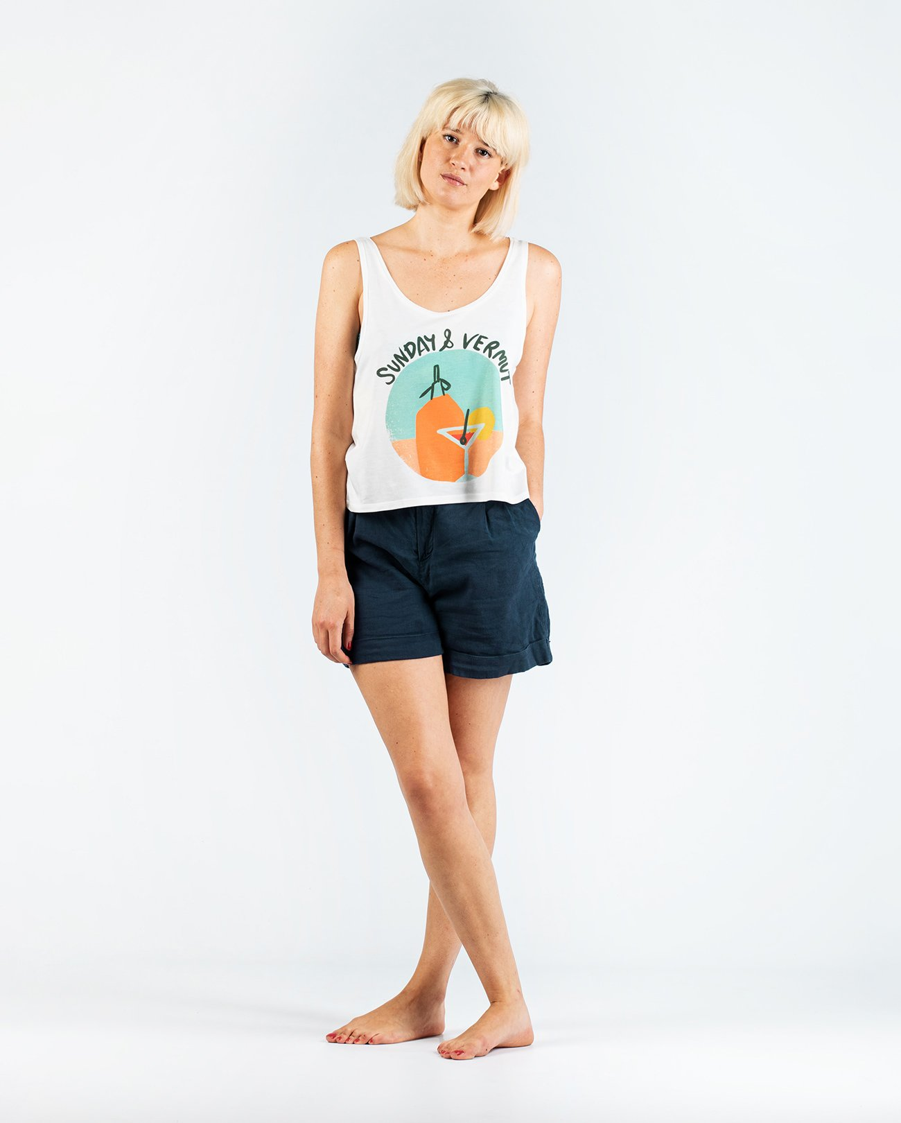 Camiseta viscosa Lenzing ecoVero