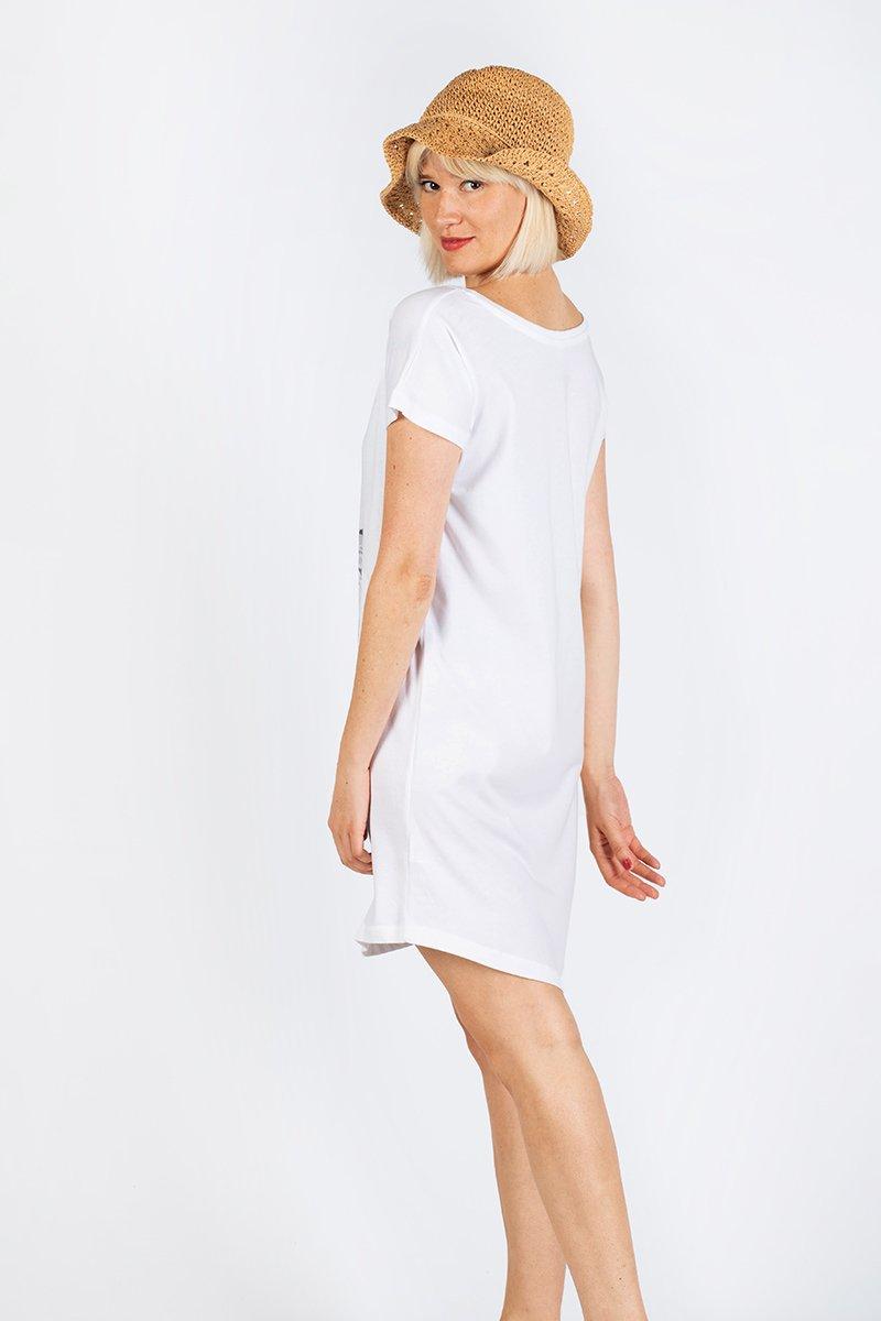 Vestido algodón orgánico