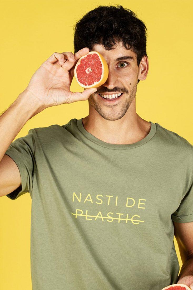 Camiseta Nastic de Plastic