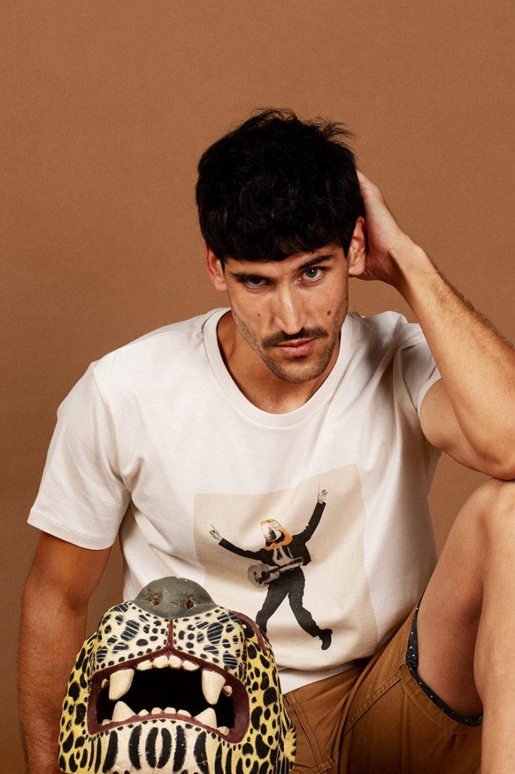 Camiseta Exotic