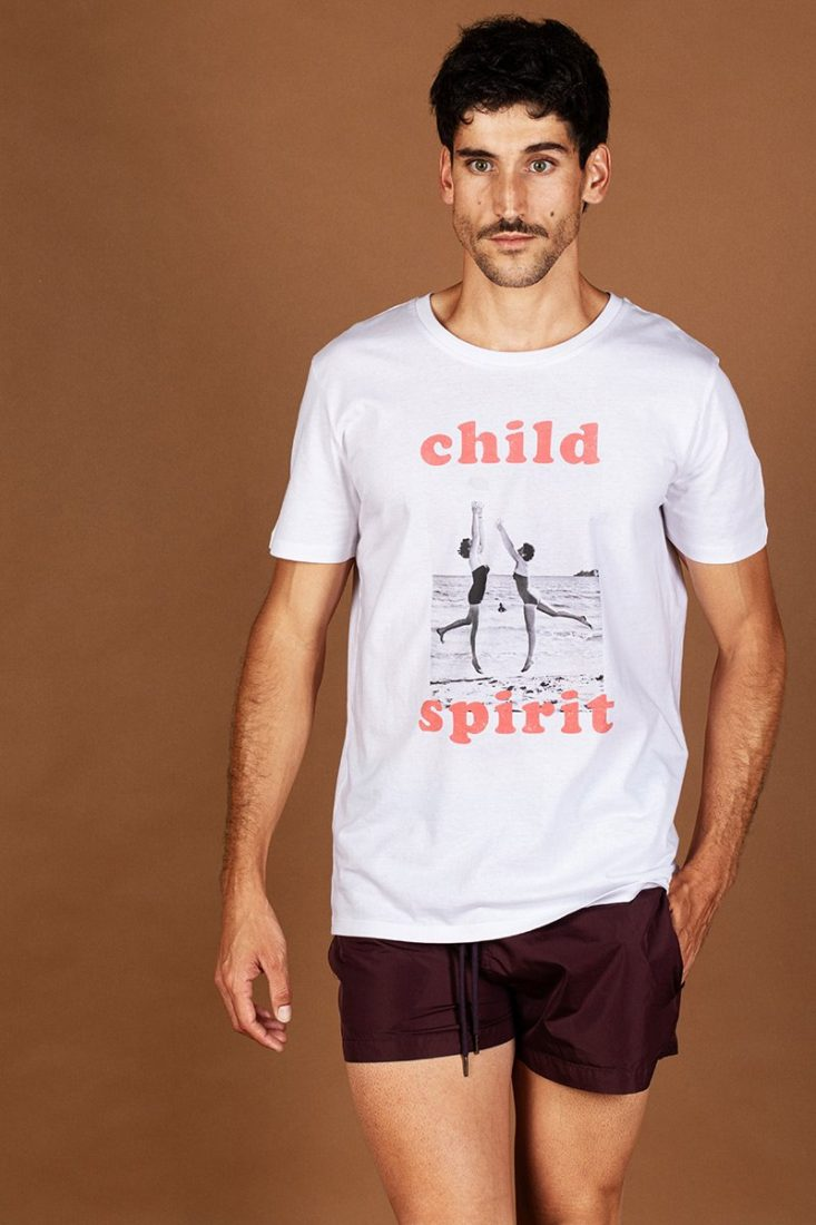 Camiseta Child Spirit