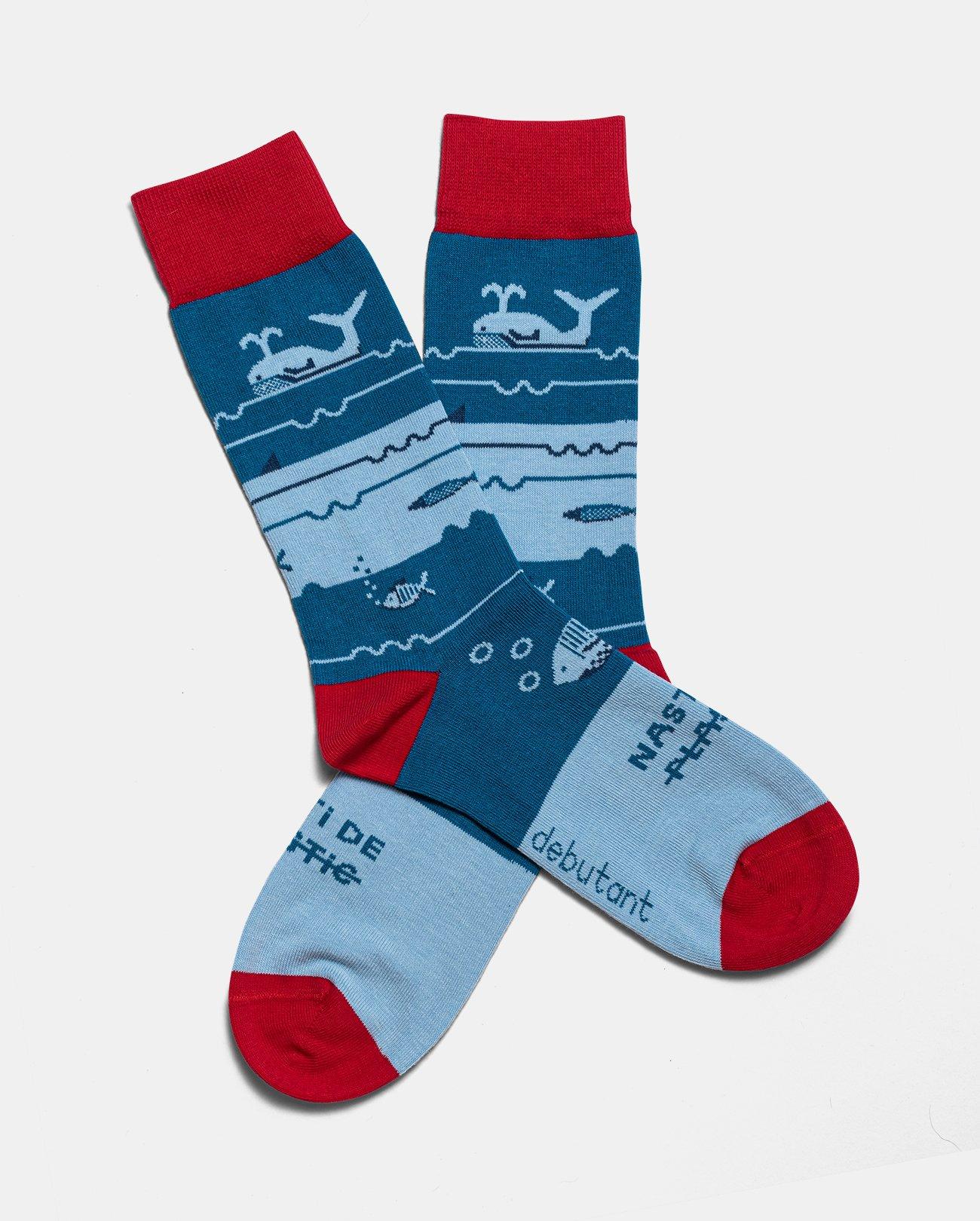 socks made in spain