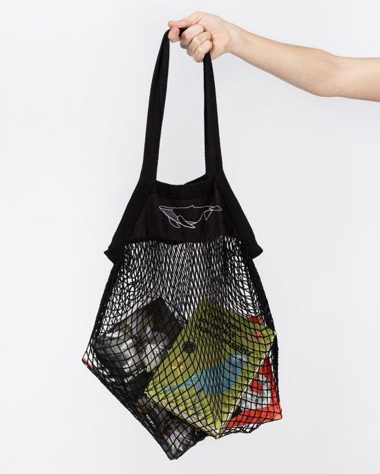 organic shopper bag