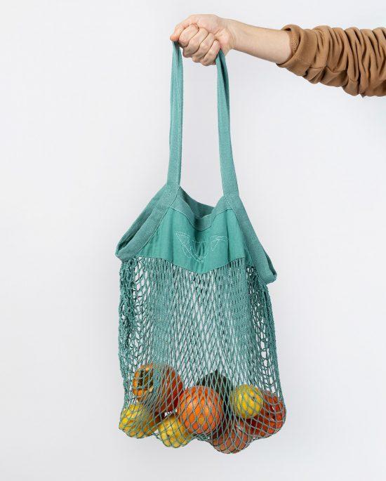 bolsa de la compra orgánica